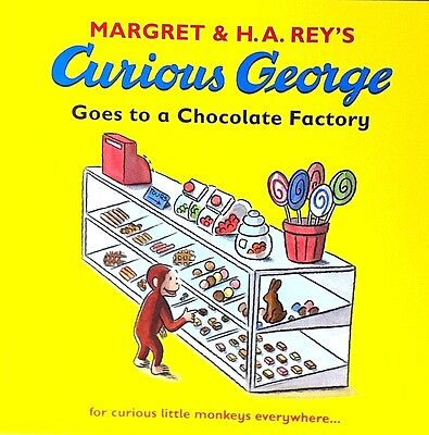 Curious George Goes to a Chocolate Factory | Children's Story| Margret & H.A.Rey