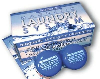 Magnetic Action Clean Laundry Revolutionary System Save $ Guarantee