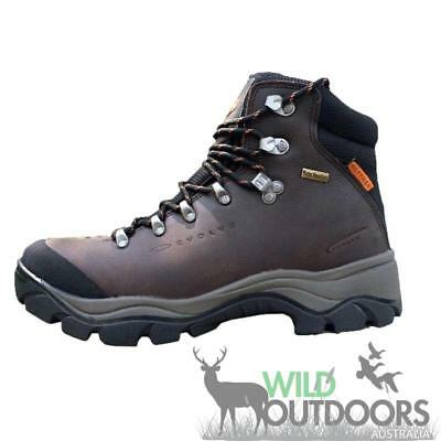 EVOLVE - FALLOW BOOTS - Hunting and Hiking - Leather - Waterproof
