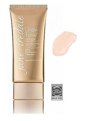 Jane Iredale Glow Time Mineral BB Cream - BB3, 1.7 oz, New Pkg, Boxed, Authentic