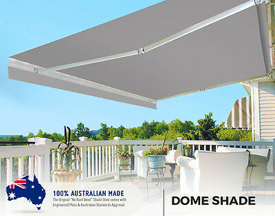 Heat Shade 3x2 Retractable Awning