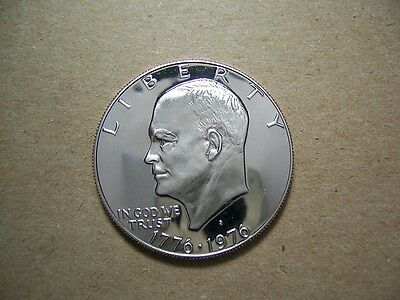 1976S Type 1 Eisenhower proof dollar (SHIPPING DISCOUNTS)