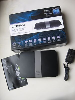 Linksys  Wi-Fi Wireless Dual-Band - Router (EA6200) - USB 3.0 Port