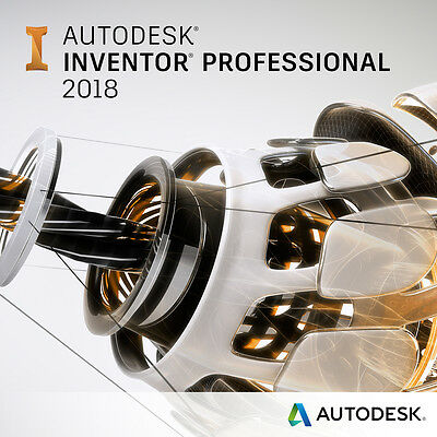Autodesk Inventor Professional 2018 - 3 years license - Win - Multi languages