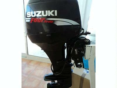 50HP Suzuki DF50 Outboard Motor SPARK PLUG - Wrecking this Outboard