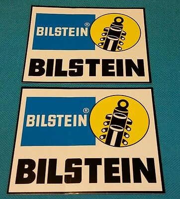 a BILSTEIN racing decals stickers offroad mint diesel nhrda nhra drift crawl atv