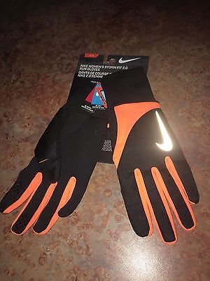 New With Tags Nike Women's Storm Fit 2.0 Run Gloves Size Small
