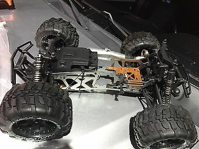Hpi 1:8 Savage X 4.6 Special Edition