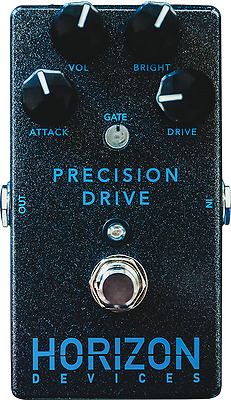 Horizon Devices Precision Drive Distortion Pedal with Noise Gate NEW