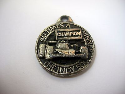 Vintage Advertising The Indy 500 CHAMPION Spark Plugs 40 Times a Winner