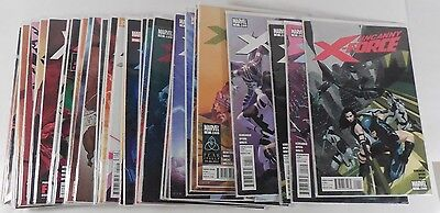 Uncanny X-Force Marvel Comic Lot 1-35 Complete run 5.1 & 19.1 37 issues VF/NM