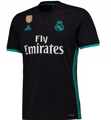 2017 2018 NEW Real Madrid AWAY Football Soccer Shirt Jersey Ronaldo Ramos Bale