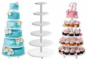Wilton Cake and Cupcake Stand Set - Towering Tier