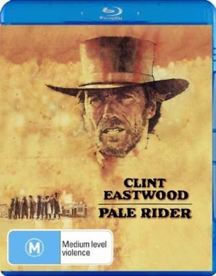 *Brand New & Sealed*  Pale Rider  (Blu-ray Movie) Clint Eastwood Classic Western