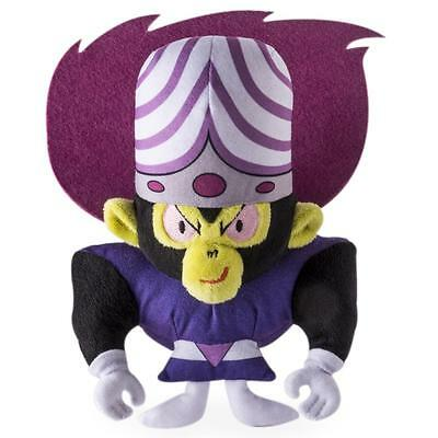 "Powerpuff Girls 8"" Plush: Mojo Jojo Cartoon Network Spin Master Brand New W/TAGS"