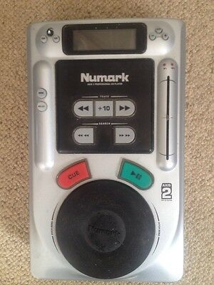 Numark Axis 2 - professional CD Player -good working order