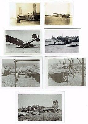 Old Photos Ww2 Aircraft / Aviation Vintage 1940S