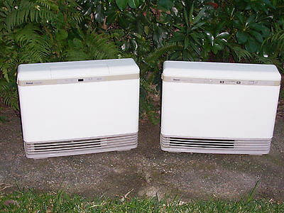 2X Rinnai Natural Gas Heater 516 + 516Tr Pickup Only