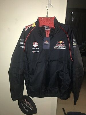 Red Bull Racing Mens Team Rain Jacket 2017
