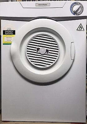 Fisher Paykel Aerodry 4kg tumble clothes Dryer working well - Western Sydney