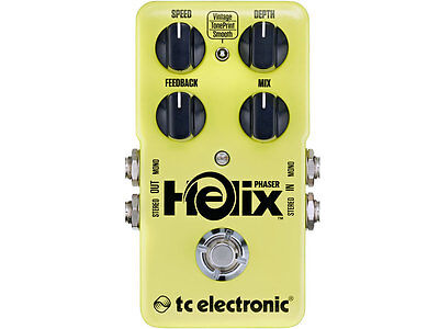Pedale per chitarra TC Electronic Helix Phaser nuovo!!!