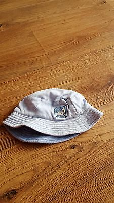 Baby Boys Sun Hat 12-18 Months Perfect Condition