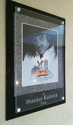 Stanley Kubrick​ Clockwork Orange Lazer Engraved 3d acrylic frame