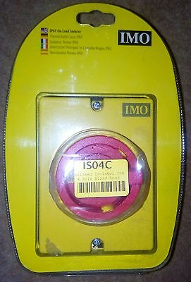 IMO Solar-PV Rotary AC Isolator (IS04C) 4 Pole, 25A, IP65. Free Delivery