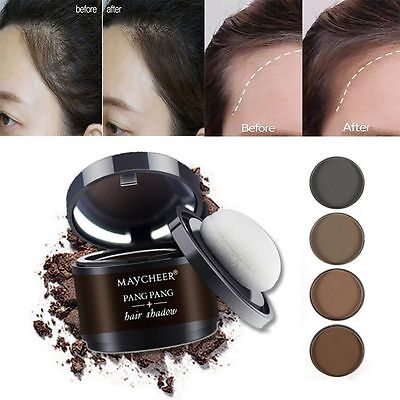 Coverage Makeup Concealer Repair Hair Shadow Powder Modified Hairline Trimming