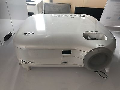 Nec Vt575 Projector 1321 Lamp Hours