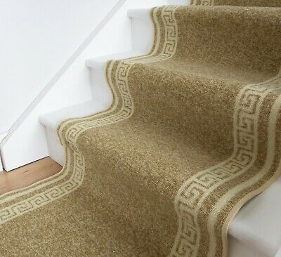 Machine Washable Non Slip Cut to Measure Per Metre Extra Long Hall Runner Rugs
