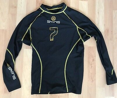 Skins Recovery Men's Long Sleeve Compression Top. Small/medium