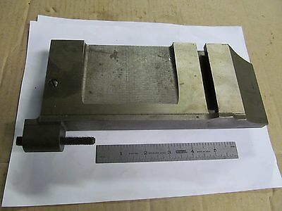 NOS BROWN & SHARPE OG Screw Machine Replacement Back Slide.