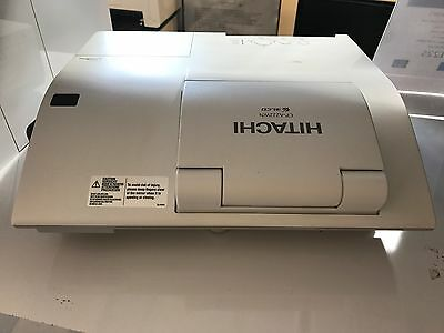 Hitachi Cp-A222Wn Projector 773 Lamp Hours