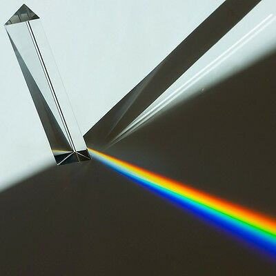 6 Inch Triangular Prism-Best Optical Glass for Photography