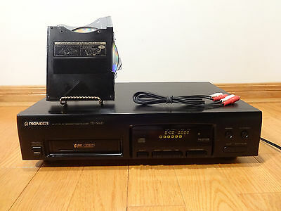 Pioneer PD-M423 6-Disc CD Compact Disc Changer 1994 TESTED 100% Works Great!