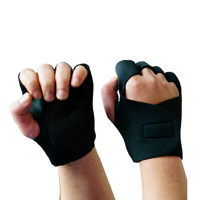 Gym Body Building Training Fitness Gloves Sport Weight Lifting Workout Exercise