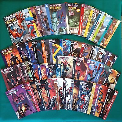 Ultimate Spider-Man + Collection Marvel Panini comics