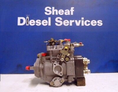 Case 885 Tractor Bosch Injector/Injection Pump - D268/885 Engine - 0460 414 047