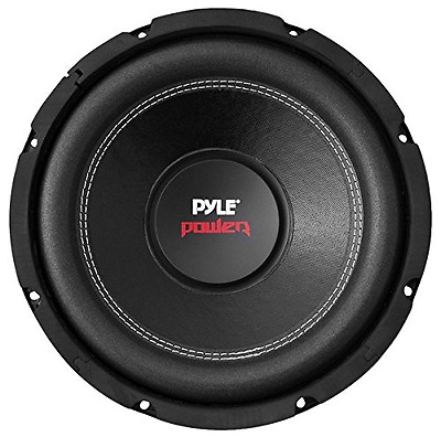 Pyle PLPW10D 10-Inch 1000W Dual 4-Ohm Subwoofer Set of 1