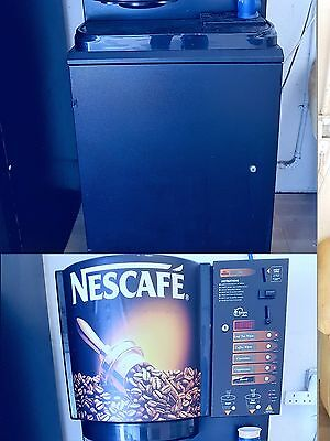 Darenth Encore Auto IN CUP coin operated vending machine INCUP drinks coffee etc