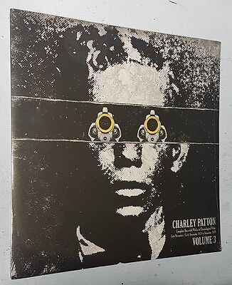Third Man Records - Charley Patton Volume 3 - Brand new and sealed
