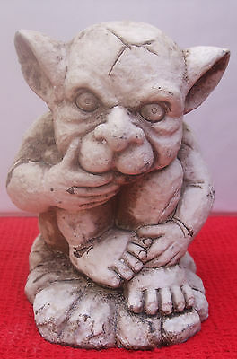 Latex Mould Mold Gargoyle Garden Ornament