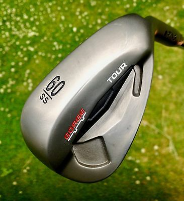 New Ping Gorge Tour 60° Wedge. SS. Men's Right Hand - Perfect Condition!