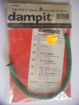 DAMPIT Violin humidifier- NEW