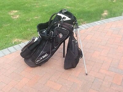 Wilson Staff dual strap with stand Golf Bag