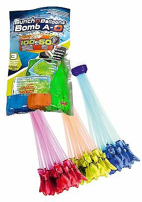 Splash Toys Bunch O Balloon Wasserbomben, 100 Wasserbomben in 60 sec. Selbstschl