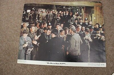 Hammer Horror - Quatermass And The Pit - Lobby Card
