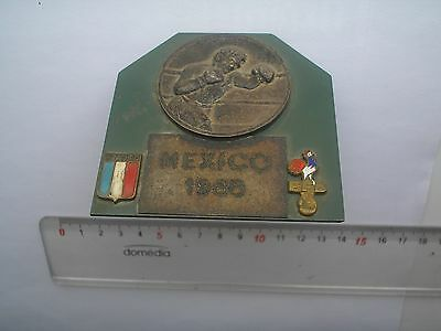 Recompense Boxe Boxing Olympiade Mexico 1968 - Jeux Olympiques Olympic Games