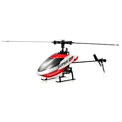 Awesome Brand New Walkera Super CP 6CH 3D Helicopter With DEVO 7E